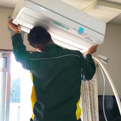 家庭用エアコン工事